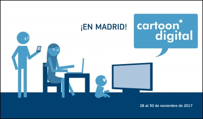 CARTOON DIGITAL: Nueva edición en Madrid