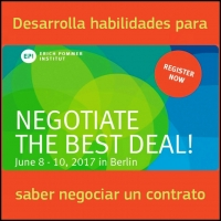 Erich Pommer Institut: The Art of Negotiating Agreements
