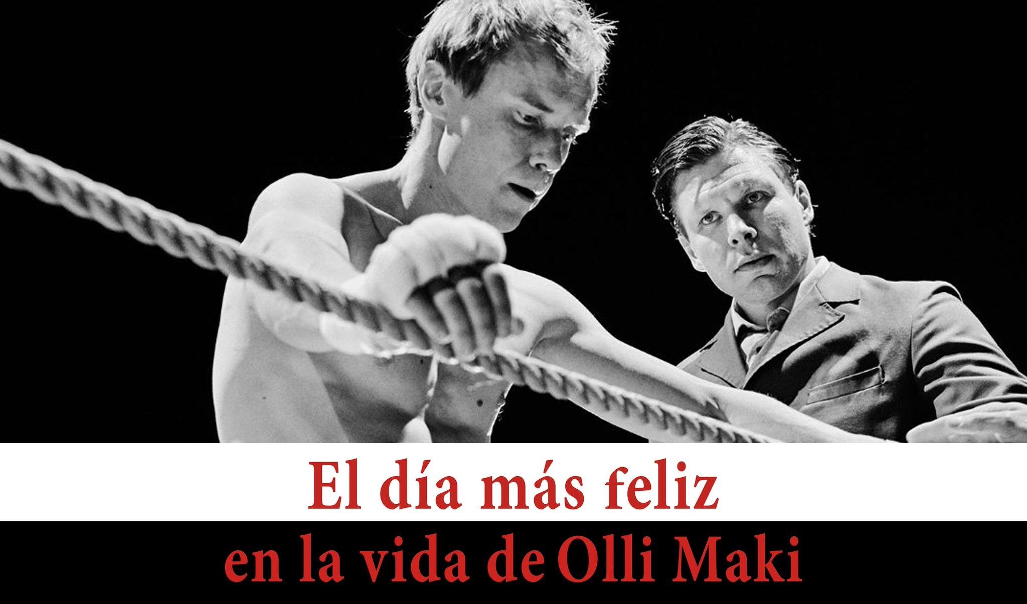El dia mas feliz en la vida de Olli Maki 2