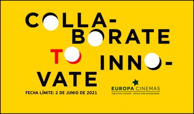 EUROPA CINEMAS: Nueva convocatoria de financiación Collaborate to Innovate