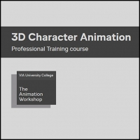 THE ANIMATION WORKSHOP: 3D CHARACTER ANIMATION