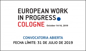 EUROPEAN WORK IN PROGRESS COLOGNE: Abierta convocatoria para productores de cine