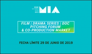 MIA 2019: Envía tu proyecto al Film, Drama Series and Doc Pitching Forum & Co-Production Market
