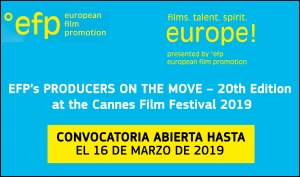 PRODUCERS ON THE MOVE: Abierta convocatoria para la 20º edición en el Festival de Cannes