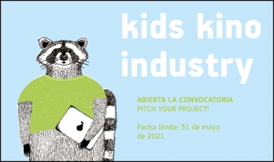 KIDS KINO INDUSTRY 2021: Abierta la convocatoria