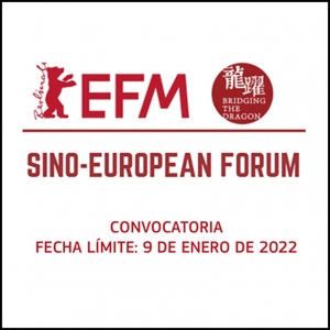 BRIDGING THE DRAGON: Sino-European Forum and Pitching (EFM)