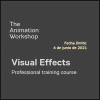 THE ANIMATION WORKSHOP: VISUAL EFFECTS