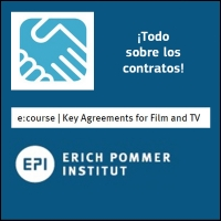 ERICH POMMER INSTITUT: Key Agreements for Film and TV